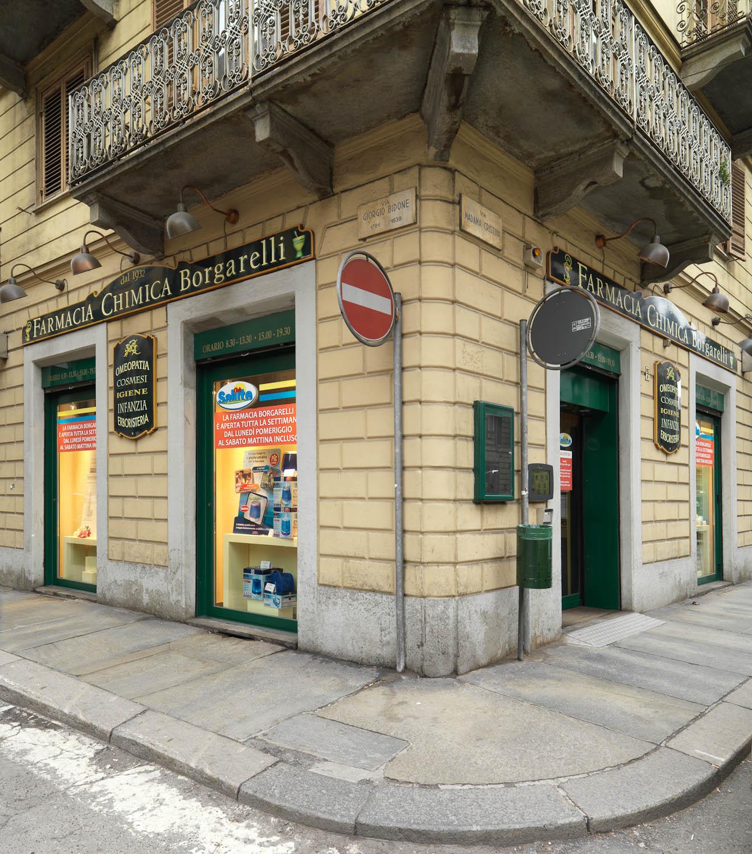 Farmacia Borgarelli Del Dr. Paolo Borgarelli & C. S.a.S.