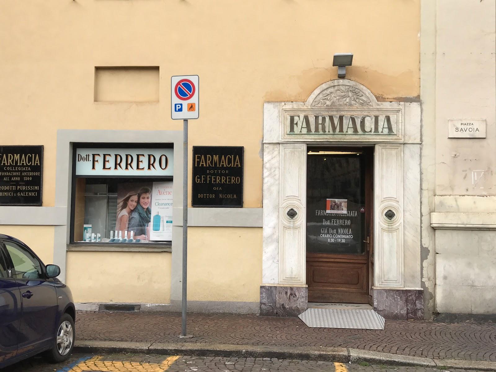 Farmacia Collegiata Dott. Ferrero