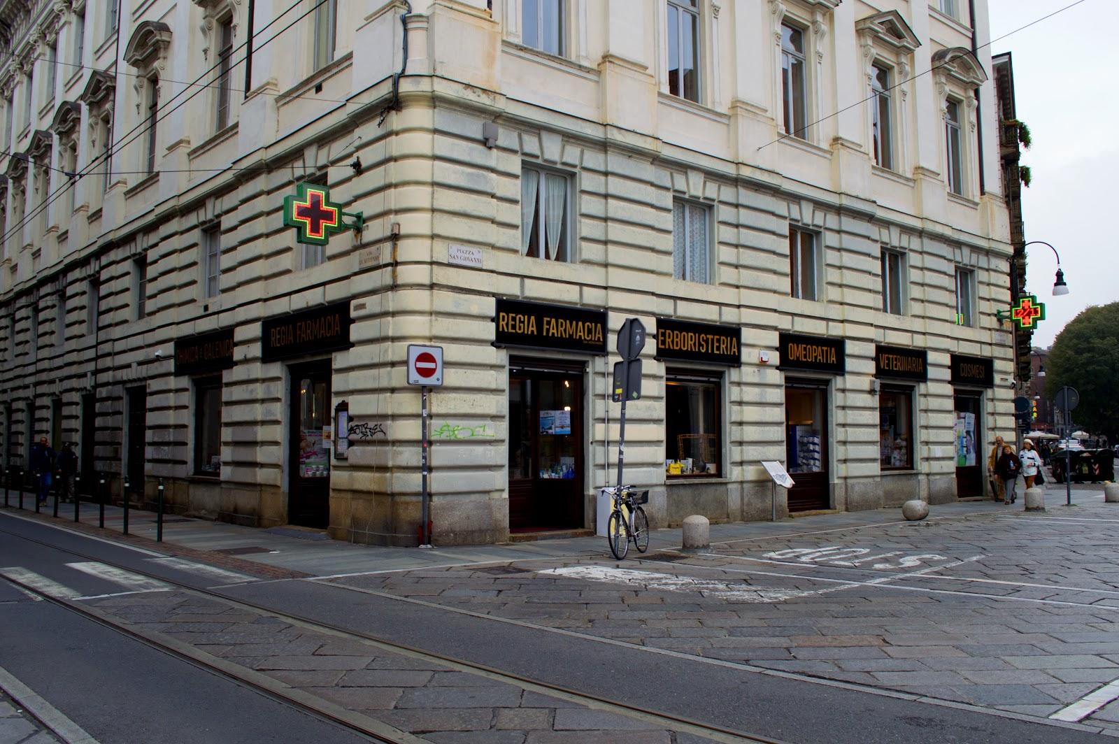 Regia Farmacia Torino